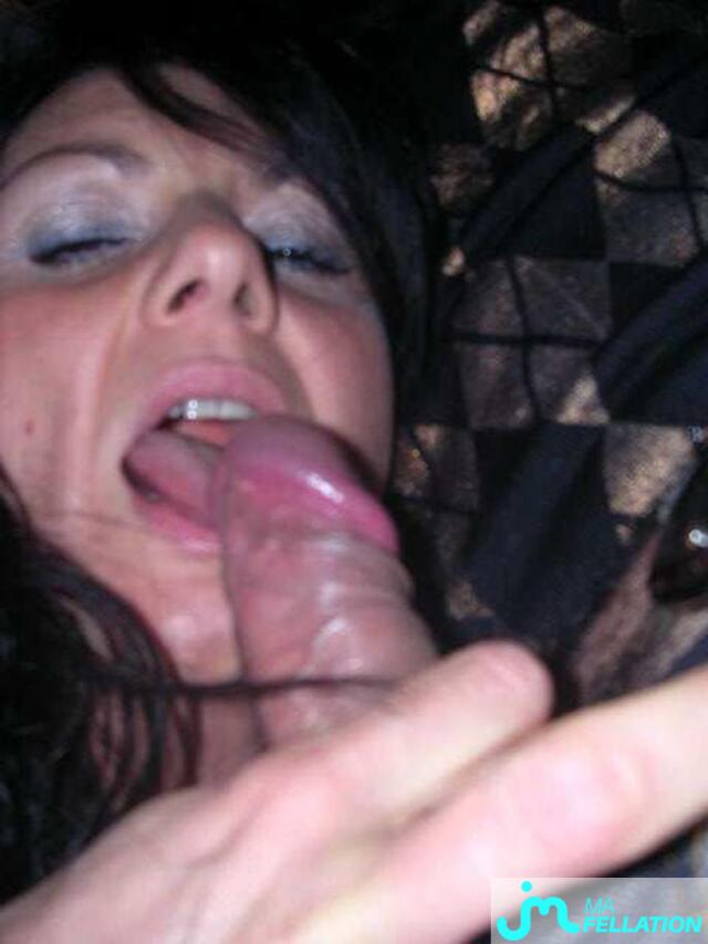 Photo de la fellation de Ginette69
