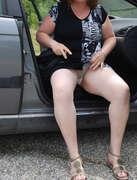 Photos de la lingerie de Carouso, En exterieur