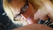 Photos de la fellation de Gilleshadow, Gaterie avec lunettes